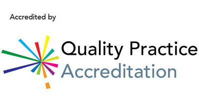 Accredited by Quality Practice Accreditation